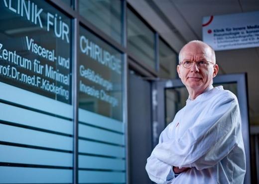 Prof koeckerling in der viszeralchirurgie